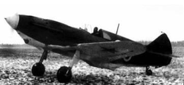 Lavochkin-LaGG-3